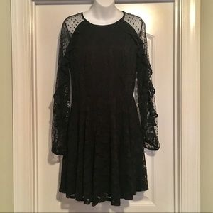City Triangles Dresses - Size 12/13 Black Dress